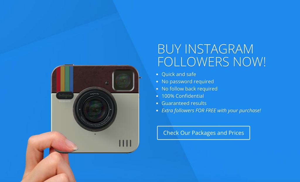 Buy Instagram followers | Fameable