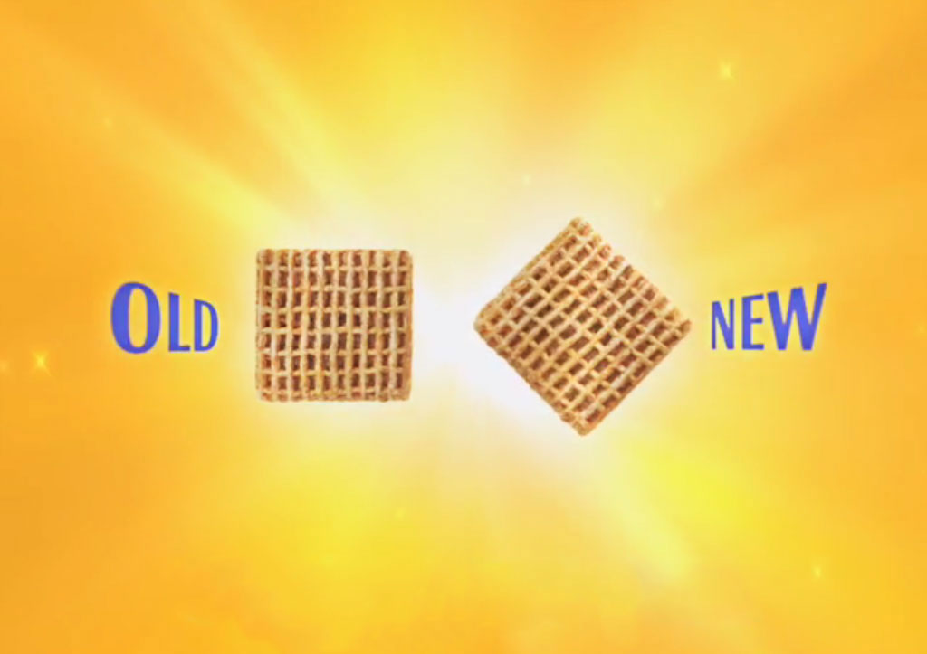 Diamond Shreddies, an unbelievable rebranding case study