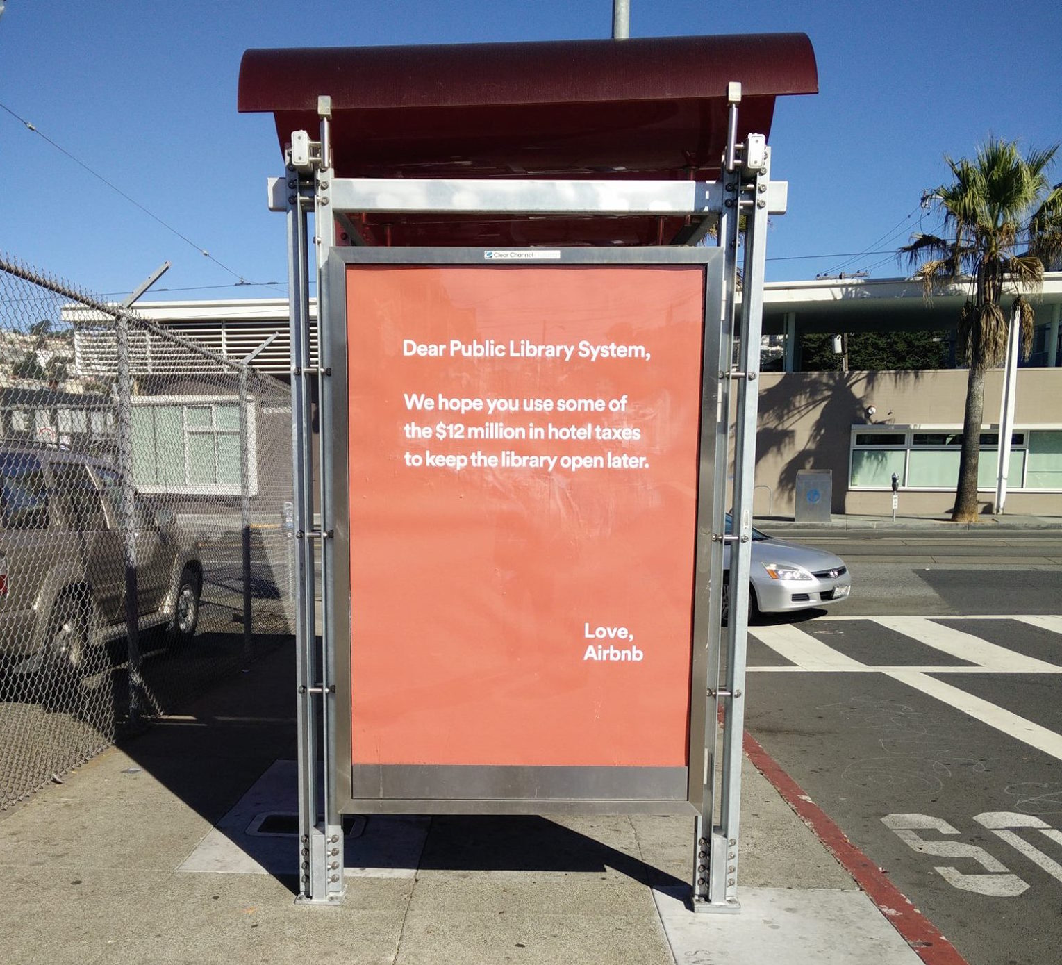 Social media crisis: Airbnb's ad campaign against taxes