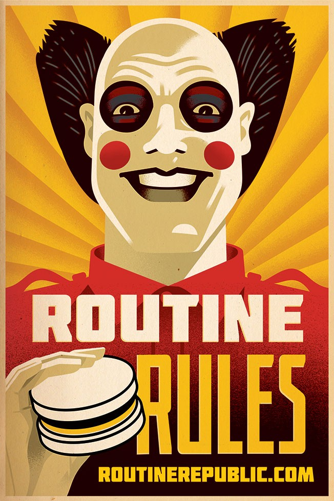Routine Republic 3