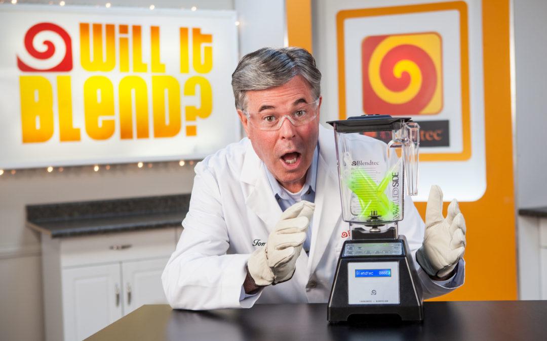 Viral videos: Will It Blend?