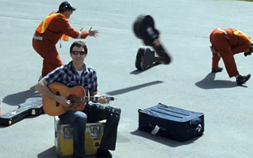 Social media crisis: United Breaks Guitars
